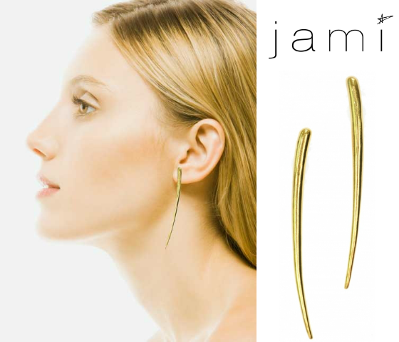 Holiday Jewelry Giveaway Jami Gold Ezra Earrings