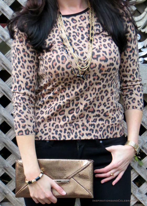 How To Wear Animal Prints Fashion Tips