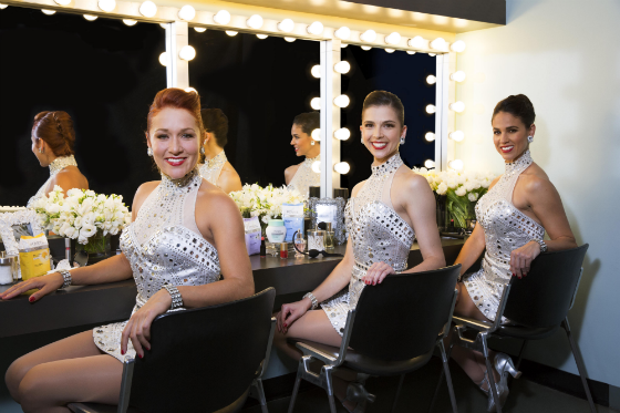 POND'S Performs with The Rockettes
