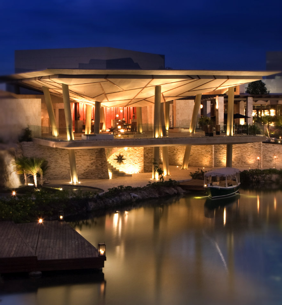 Rosewood Mayakoba Resort in Cancun Mexico