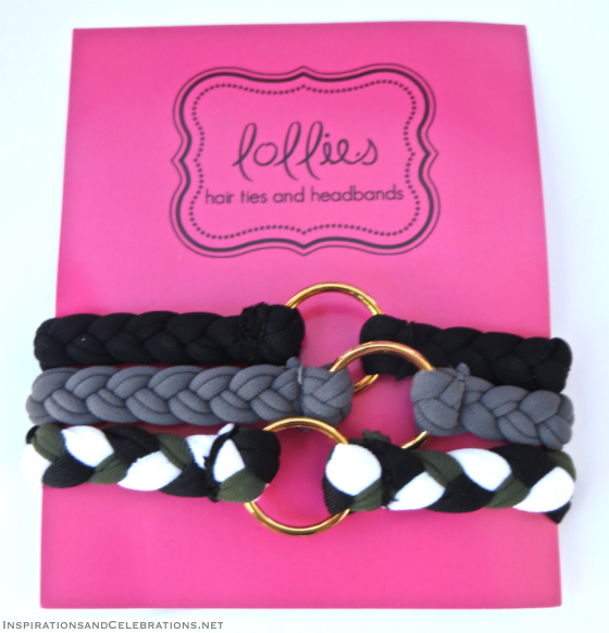 The Fabulous Hair Giveaway - Lollies Hair Ties