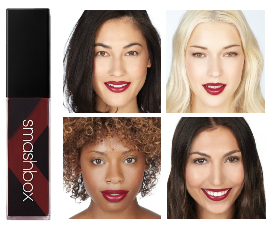 Beauty Giveaway - Smashbox Be Legendary Long-Wear Lip Lacquer Bordeaux