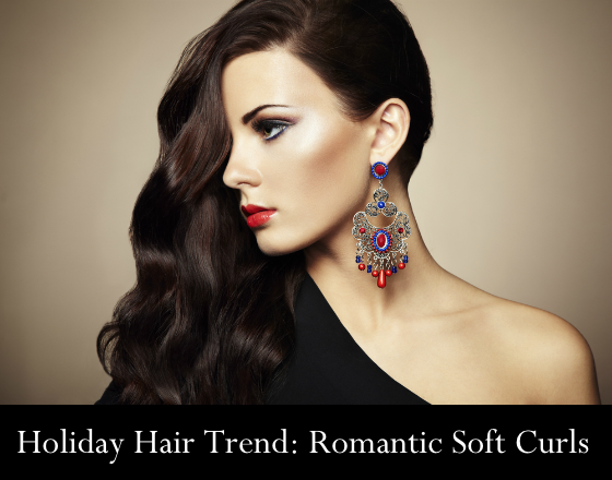 Holiday Beauty Trends - Hair