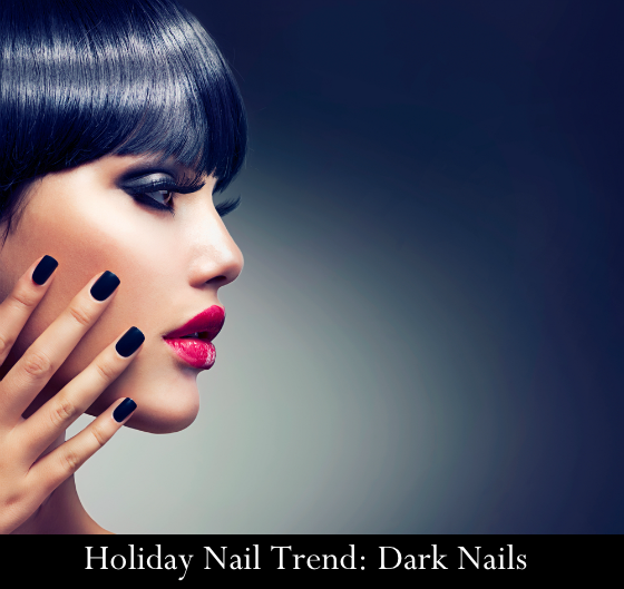 Holiday Beauty Trends - Nails