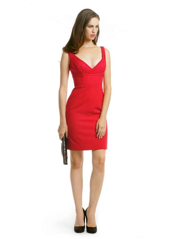 New Years Eve Fashion and Beauty Giveaway - Red Dress