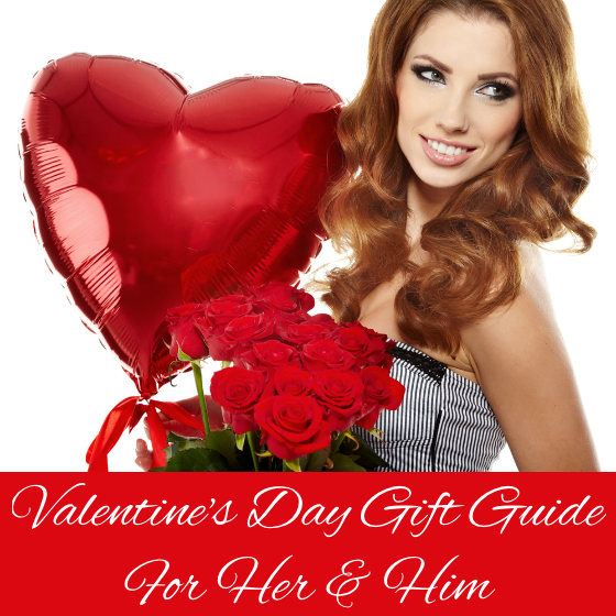 2015 Valentines Day Gift Guide For Her and Him