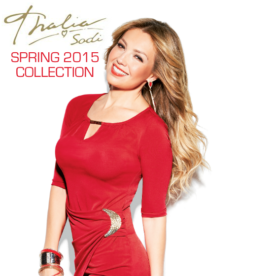 The Best Of The Thalia Sodi Spring 2015 Collection For Macys
