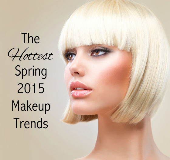The Hottest Spring 2015 Makeup Trends