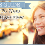 Style Guide: What To Wear To An Interview