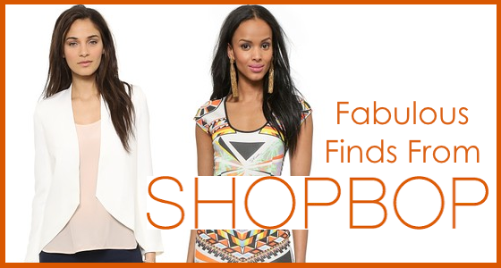 Fabulous Finds From The Shopbop Sale