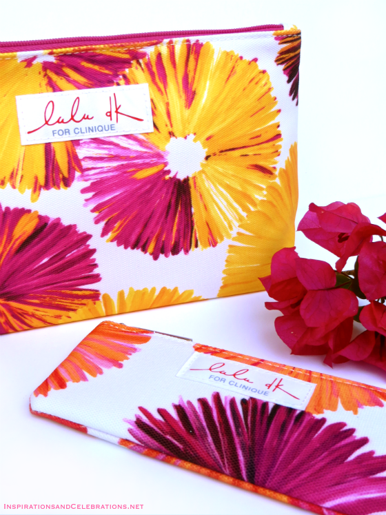 Clinique Beauty in Bloom Giveaway - Win Deluxe Makeup and Skincare