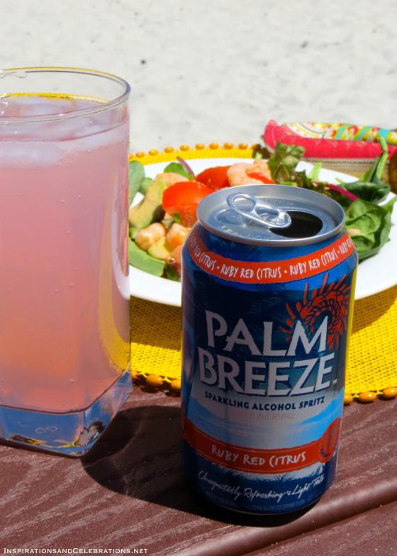 Easy Entertaining The Fun Way To Have A #VacayEveryDay - Palm Breeze
