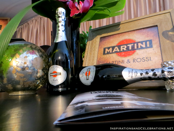 Pebble Beach Food and Wine Martini Rossi
