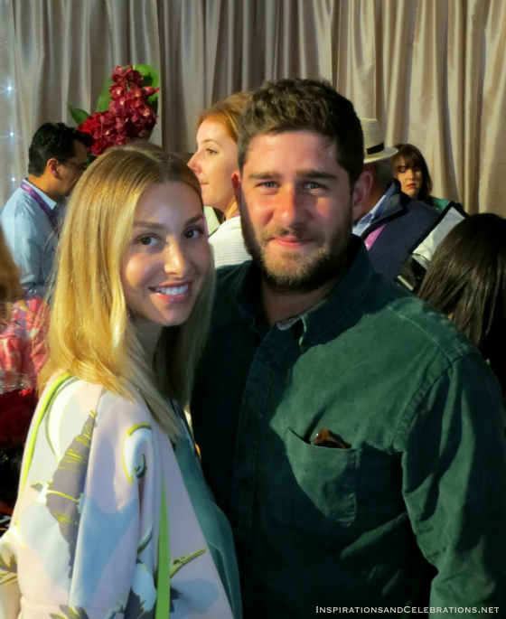 Entertaining Tips from Whitney Port and Martini Rossi