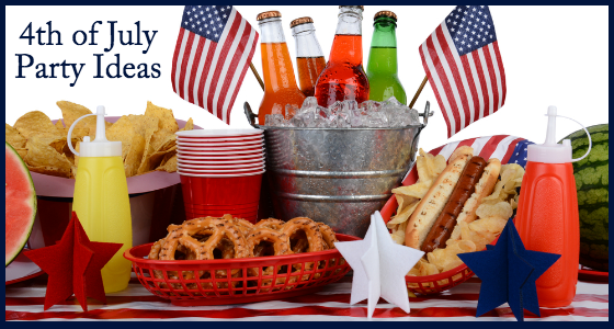4th of July Party Ideas Easy Entertaining Tips