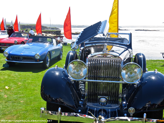 Fabulous Finds - 5 Amazing Fathers Day Gifts Pebble Beach Concours d'Elegance