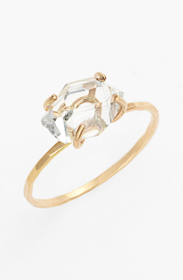 Fabulous Finds Luxury Jewelry Melissa Joy Manning Ring