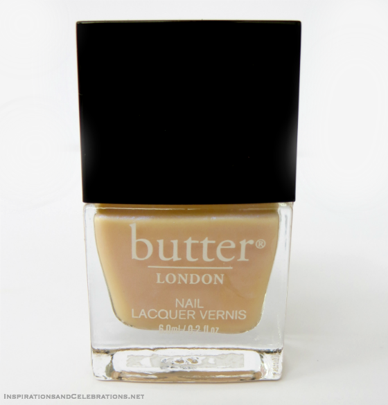 Sexy for Summer Beauty Giveaway - Butter London Nail Polish