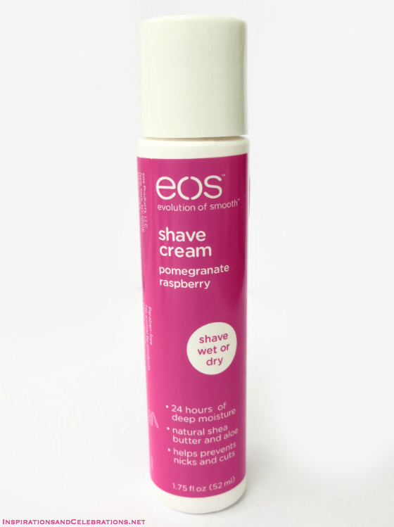 Sexy for Summer Beauty Giveaway - EOS Shave Cream