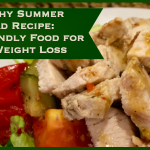 Healthy Summer Salad Recipe: Diet-friendly Food for Easy Weight Loss