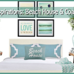Interior Inspirations - Beach House and Coastal Decor Ideas To Update and Refresh Your Home