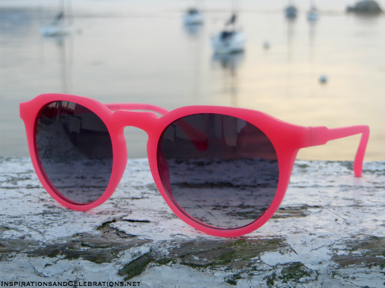 Summertime Style and Beauty Giveaway - Sunglasses