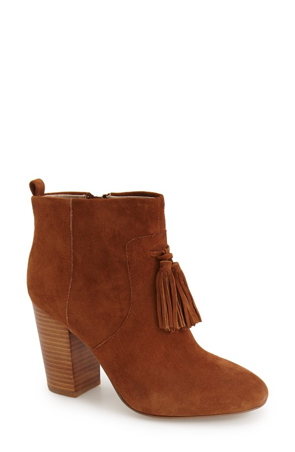 70s Style Trend - Ankle Bootie