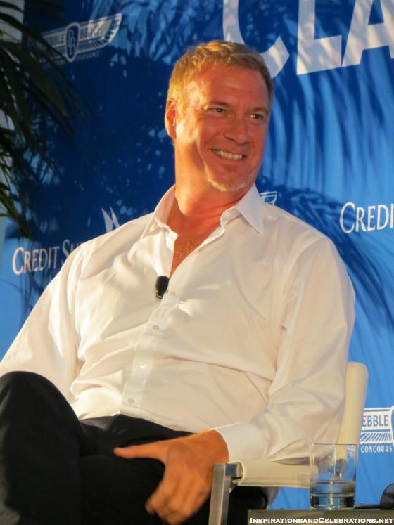 Pebble Beach Classic Car Forum Discusses The Future of Luxury Automobiles - Marek Reichman