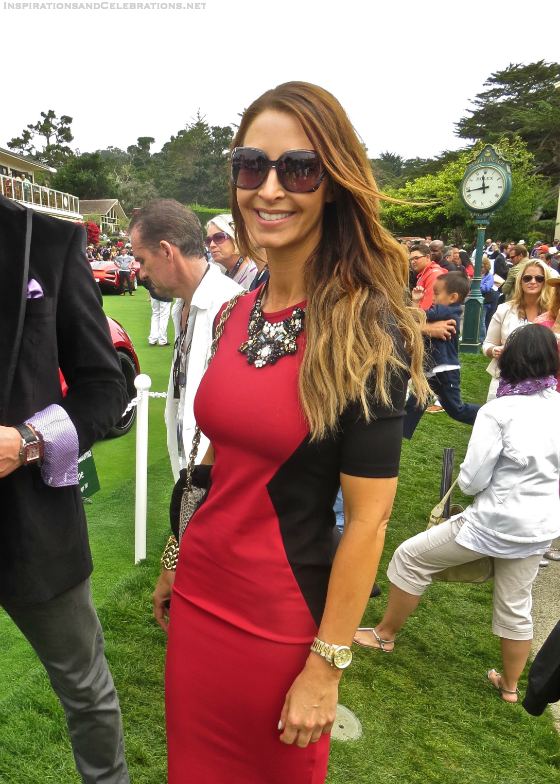 Style Guide What To Wear Pebble Beach Concours D Elegance And Monterey Car