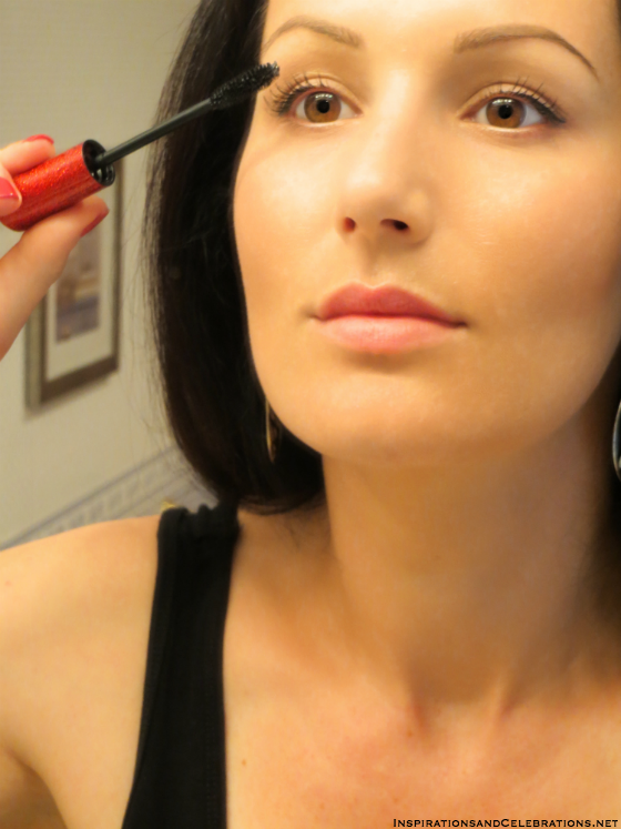 Fall 2015 Makeup Tutorial - No7 Lash Impact Mascara