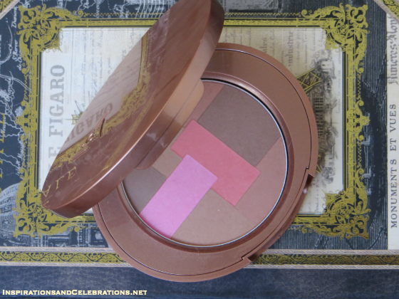 Fall 2015 Makeup Tutorial - - No7 Perfectly Bronzed Mosaic Bronzer