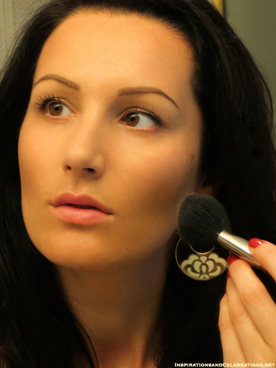 Fall 2015 Makeup Tutorial - No7 Perfectly Bronzed Mosaic Bronzer