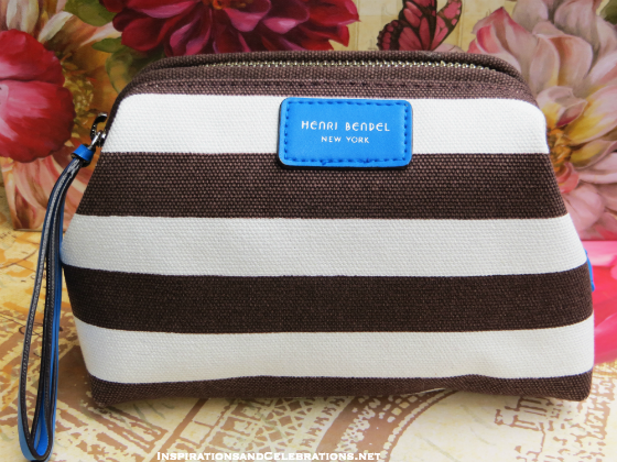 Fall Beauty Giveaway Henri Bendel Cosmetic Bag