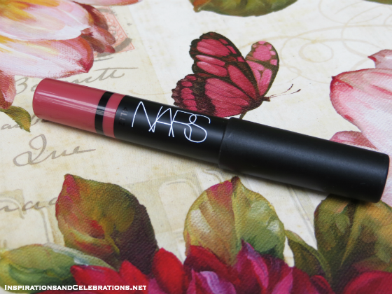 Fall Beauty Giveaway Nars Satin Lip Pencil