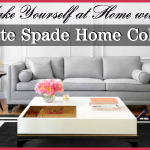 Interior Inspirations - Make Yourself at Home with The Kate Spade Home Collection