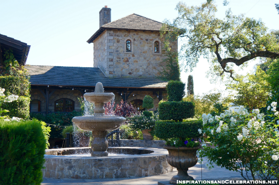 Fall Travel Guide to Napa Valley - V. Sattui Winery