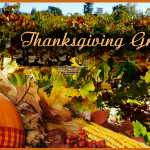 Thanksgiving Greetings from Inspirations & Celebrations