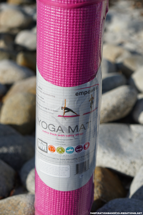 Fit and Fab New Year Giveaway - Win an Empower Yoga Mat