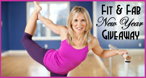 Fit and Fab New Year Giveaway