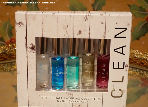 Holiday Gift Guide for Beauty Products - Clean Rollerball Layering Collection