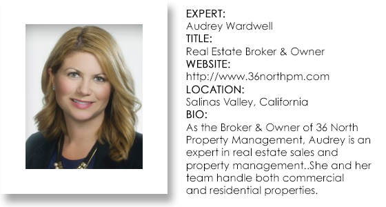 Real Estate Expert - Audrey Wardwell