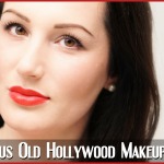 A Look To Love with Maybelline: Glamorous Old Hollywood Makeup Tutorial