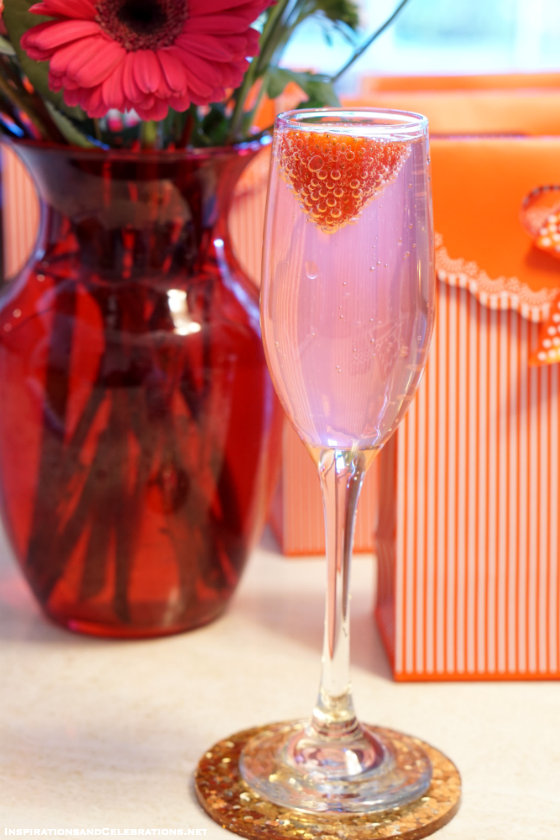 Trés Chic Entertaining Guide - I Love Paris Themed Valentine's Day Party