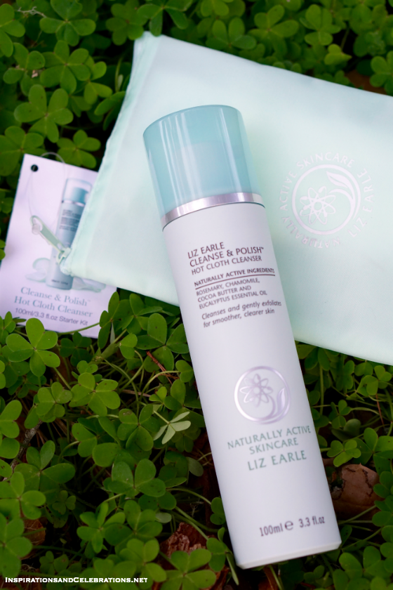 The Lucky Lady's Style and Beauty Giveaway - Liz Earle Cleanse and Polish