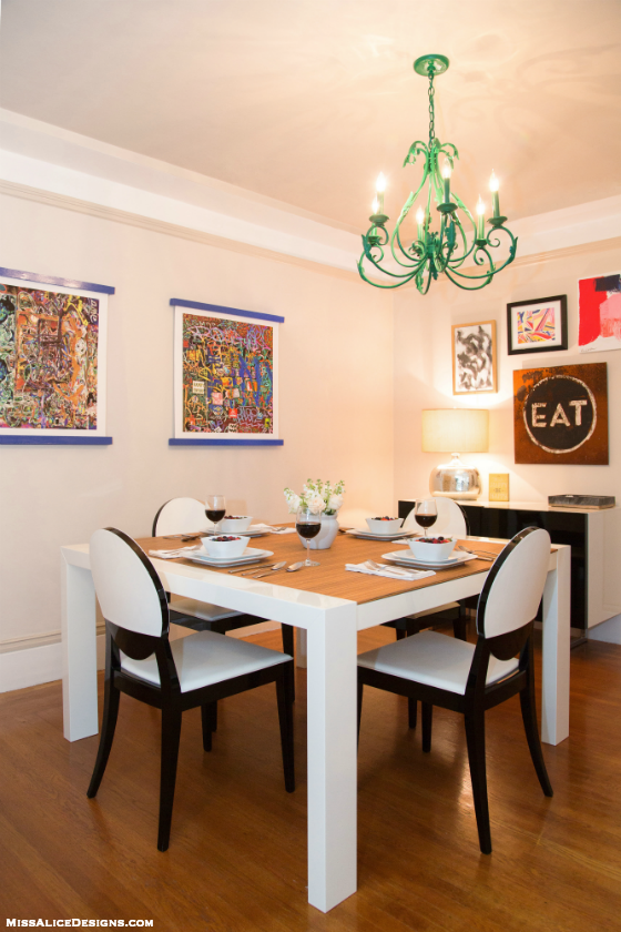 The Interior Designers Guide To Updating Your Home for Spring - Ways To Refresh Your Dining Room