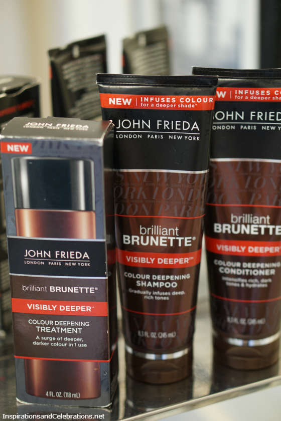 John Frieda Brilliant Brunette Visibly Deeper Treatment