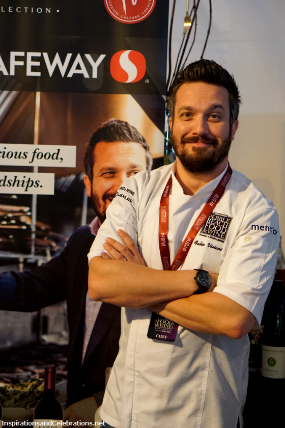 The Best of The Fest - 2016 Pebble Beach Food and Wine Highlights - Chef Fabio Viviani
