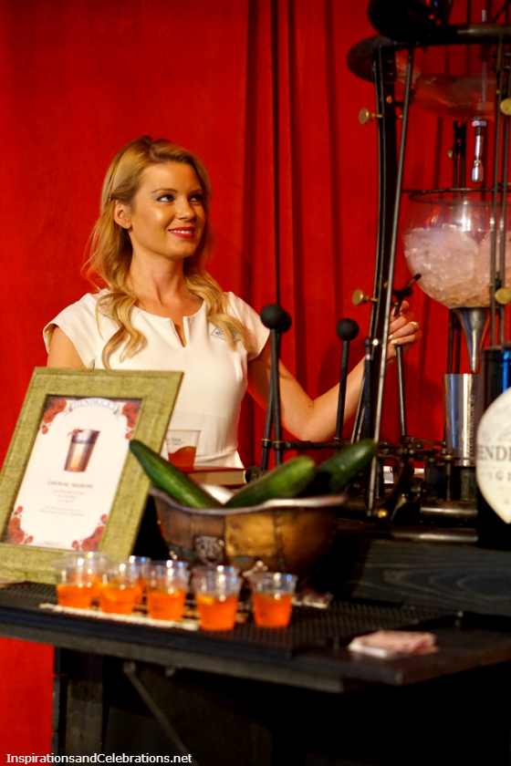 The Best of The Fest - 2016 Pebble Beach Food and Wine Highlights - Hendricks Gin Station