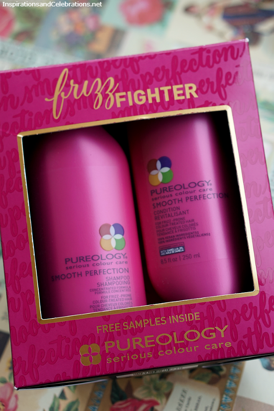 Hello Summer Style and Beauty Giveaway - Pureology Smooth Perfection Hair Products