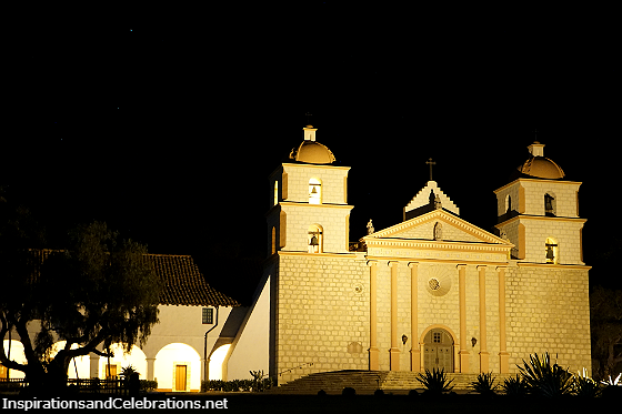 The Fun Family-Friendly Travel Guide to Santa Barbara - Old Mission Santa Barbara